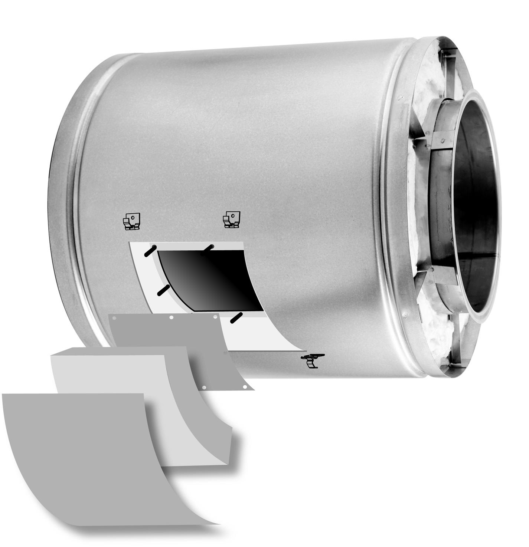 IAD - Inline Access Door  sc 1 st  Ampco Stacks & IAD - Inline Access Door | AMPCO