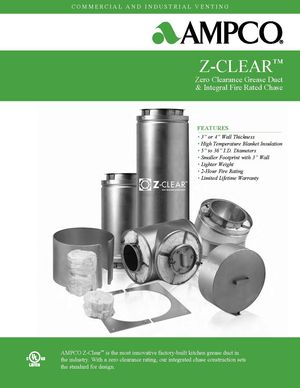 z - Cover Image: Z-Clear Catalog