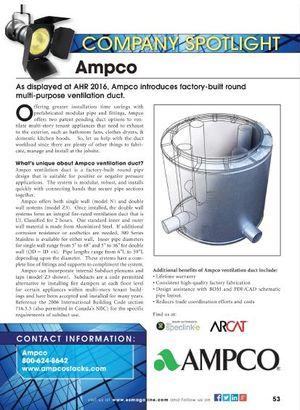 AMPCO Spotlight